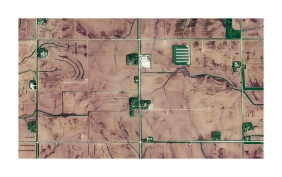 Atlas of Places - Iowa, USA